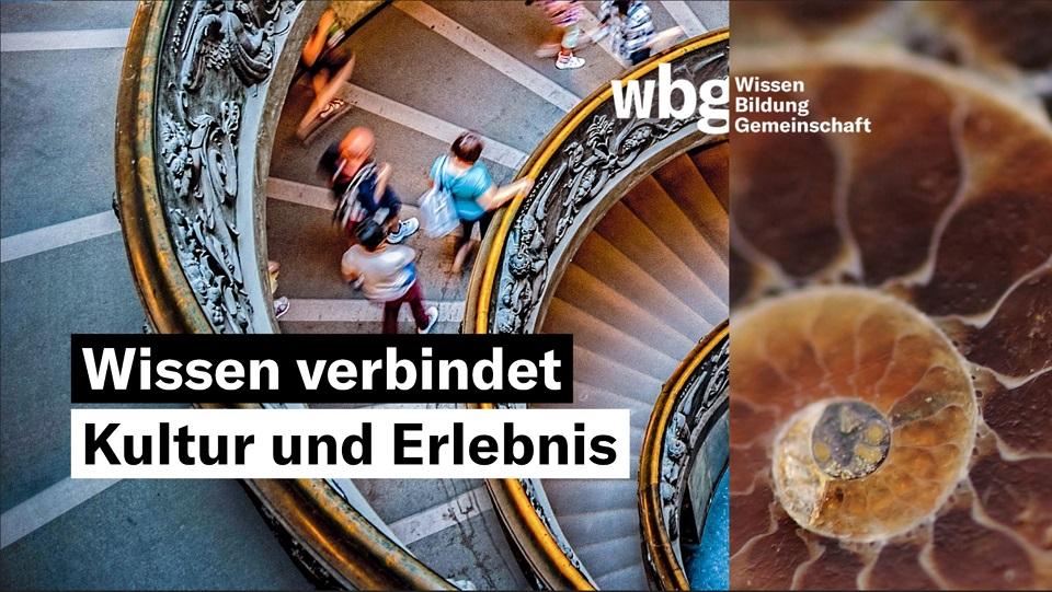Die wbg bietet viele Gründe, dabei zu sein. Doch wie geht es Ihnen ganz persönlich mit ›Ihrer‹ wbg? Was vermissen Sie? Was können wir besser machen? Wir laden Sie ein zur großen wbg-Mitgliederumfrage 2020. Mit etwas Glück gewinnen Sie ein Kulturwochenende in Weimar für zwei Personen oder 1 von 100 Büchergutscheinen im Gesamtwert von 3000 €!*