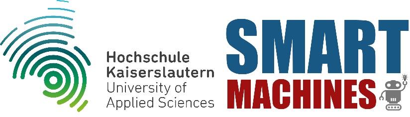 Hochschule Kaiserslautern - Arbeitskreis Smart Machines