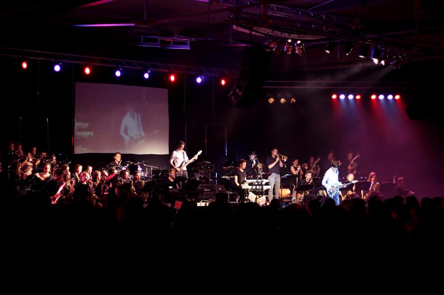 pjgbigband in concert ...
