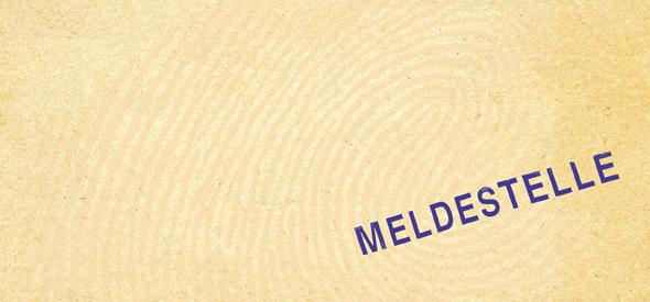 MELDESTELLE