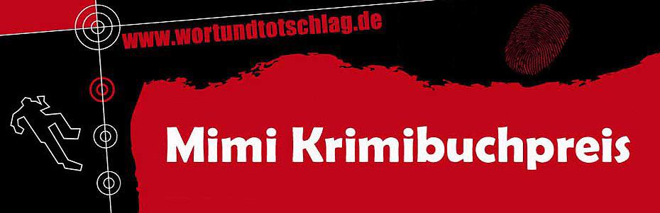 Mimi Krimibuchpreis 2018