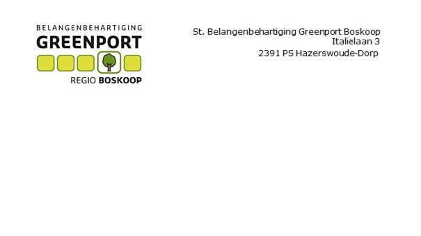 Enquête sierteeltbedrijven Boskoop en omgeving