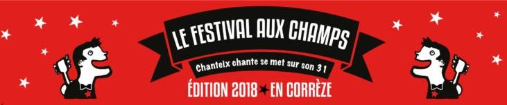 Festival aux Champs 2018 - Votre avis nous intéresse