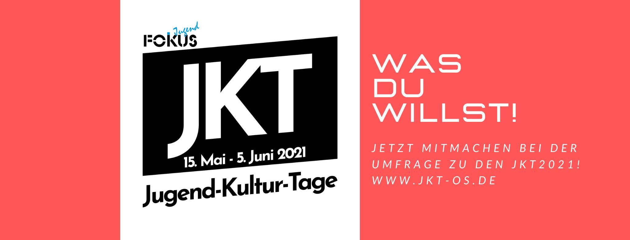 Umfrage zu den JKT 2021 in Osnabrück