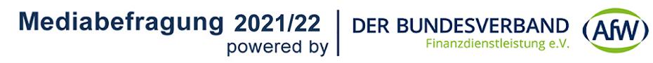 Ihre Meinung zählt - Mediabefragung 2021/22