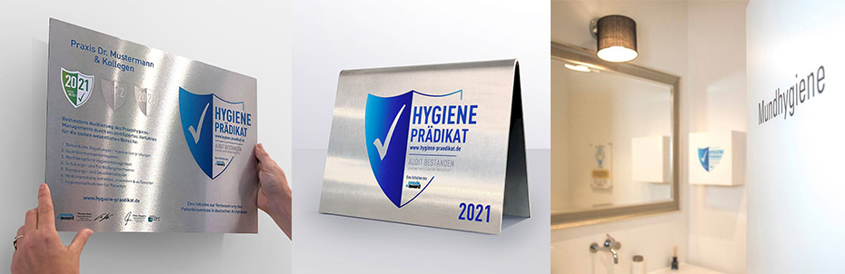 2021: HYGIENE-PRÄDIKAT - SHOP