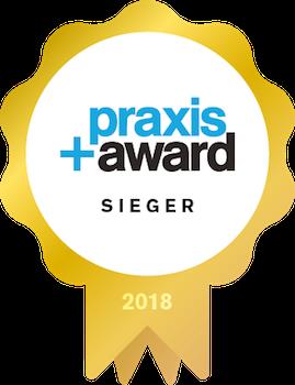 2018 Anmeldung Praxis+Award Verleihung - 17.11.2018