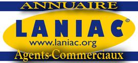 Inscription GRATUITE LANIAC -- L'Annuaire des Agents Commerciaux FRANCE 2014