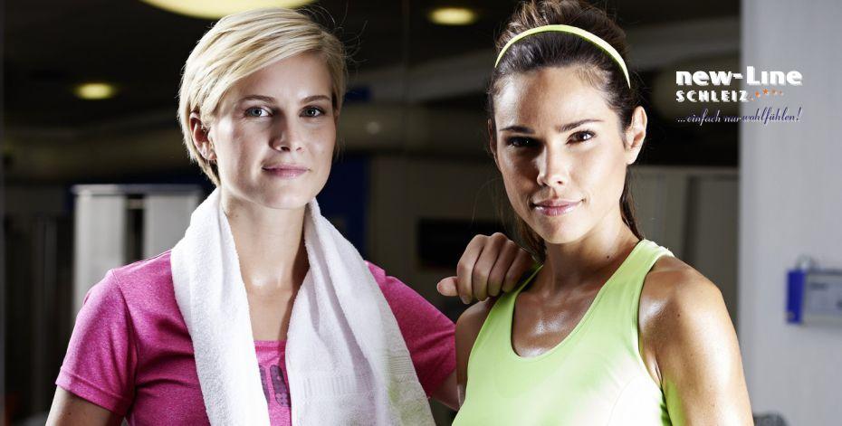 New Line Fitness-Umfrage ausfüllen und 5 Tage gratis trainieren.