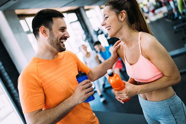Center Sports Fitness-Umfrage ausfüllen und ein exklusives VIP-Verwöhn-Erlebnis erhalten.