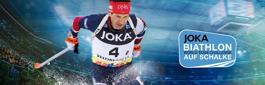 Deine Meinung zur JOKA Biathlon World Team Challenge 2018