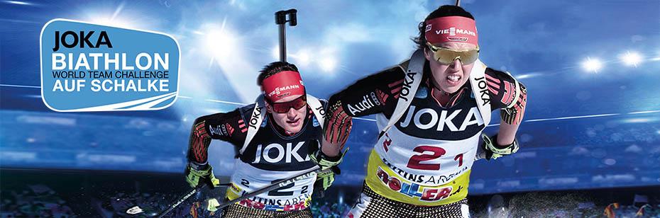 Deine Meinung zur JOKA Biathlon World Team Challenge 2017