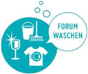 Umfrage zum richtigen Dosieren von Waschmitteln vom FORUM WASCHEN