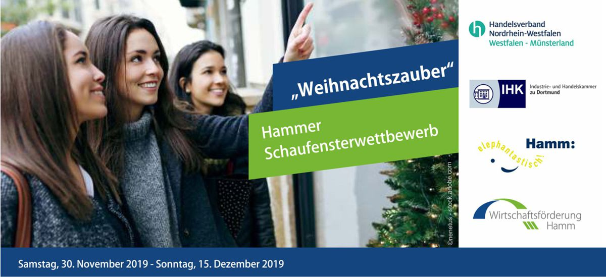 Hammer Schaufensterwettbewerb 2019