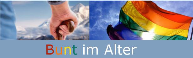 Umfrage zur Lebenssituation lesbischer Frauen und schwuler Männer im ländlichen Südbayern und ihren Vorstellungen und Wünschen einer Versorgung im Alter.