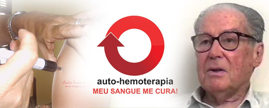 PESQUISA SOBRE AUTO-HEMOTERAPIA